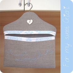 tutorial for a clothespin-bag Giuliedda <3