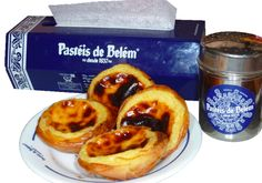 Pastel de nata is a Portuguese egg tart pastry, common in Portugal. Those found at Pastéis de Belém have become legendary for their super secret recipe. Any day of the week, a line trails out the door waiting to savor one of tens of thousands made daily. Eat them warm with a cafe. #lisbon