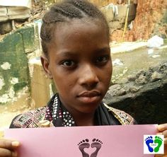 Meet FRIDAYS Orphan LOVING & GIVING - Ebola's orphan Salamatu, 9. Help Salamatu raise awareness #4EbolaOrphans in Sierra Leone. Pin me - heart me - repin me (lots) 2 raise awareness 4 the 12,000+ Ebola orphans just like me. If you support Salamatu's cause FIND her friends & CREATE your own Board #4EbolaOrphans ! Mix it up with pins of your own - Get creative #4ebolaorphans & we'll feature every Board with on our website to show our appreciation!