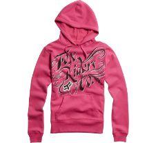 just adding to my wish list --->this sweater. Fox Savvy Pullover Hoody. LOVE fox and fushia :)