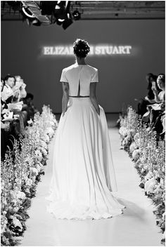 Elizabeth Stuart Bridal – The Enchantment of the Seasons Fall 2014 Collection