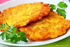 Kulinarne Inspiracje Futki: Placuszki marchewkowo - ziemniaczane