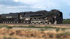 World's Biggest Steam Locomotive!