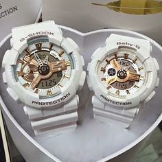 G-Shock & Baby-G G Presents Lover's Collection 2015 Limited Edition Watches #gshockcouples #gshocklovers #gshockaustralia #babyg #gshock