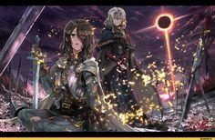 Dark Souls 3,Dark Souls,фэндомы,DS art,Fire keeper,DSIII персонажи,Ashen One