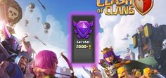 Clash of Clans Farming at 2000 Trophies http://clashcrunch.com/