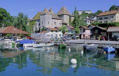 Thonon-les-bains, Haute Savoie, France