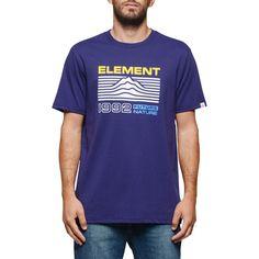 ELEMENT T-SHIRTS CONTOUR T-SHIRT
