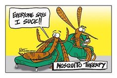 Mosquitoes Comic