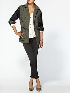 Stones Eric Jacket | Piperlime -- missed out on the Zara one and NEED this one!
