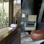 This Kruger National Park retreat favours contemporary luxury mixed with local style...