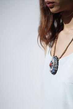 SHOUROUK - Leitmotiv Massai Necklace