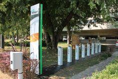 San Donato_La nuova stazione del bikesharing di via Martiri di Cefalonia