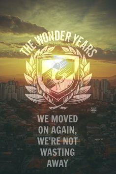 The Wonder Years-All My Friends Are In Bar Bands
