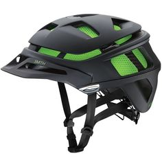 Smith Forefront Bike Helmet 2017 - Small in Black