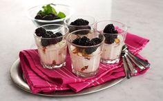 Italialainen raparperijälkiruoka / Italian rhubarb dessert