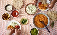 Daily dal and chapattis Made in India by Meera Sodha