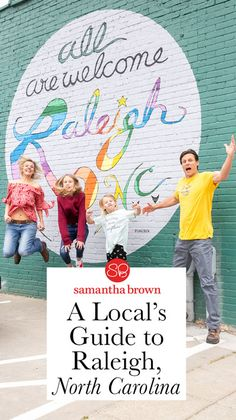 A Local's Guide to the Best of Raleigh, North Carolina - Samantha Brown's Places to Love