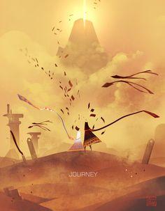 Journey  by JMXD.deviantart.com on @deviantART