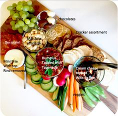 classic • casual • home: Make Your Best Party Platter Ever!