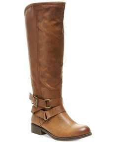 Madden Girl Corporel Tall Wide Calf Boots - Wide Calf Boots - Shoes - Macy's