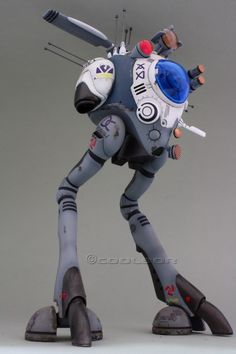 Zentraedi Tactical Regult Scout