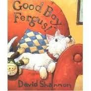 David Shannon at his best!  If you love dogs... a must have!  Illustrations make you want to tickle this little pups belly!