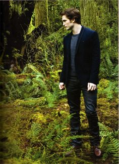 Edward Cullen - oops, did I put him on my bucket list?