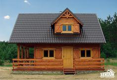 Aktualnie budujemy - Domy drewniane SENDOM