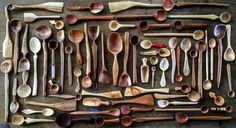 One of our most popular workshops are back - Spoonsmith spoon carving and the kitchen tool carving workshops on June 3 or 4. Spend a day whiling away the hours creating your very own spoon or kitchen tools using small axes and specialised carving tools. No experience is needed and all tools materials and a leather apron are provided - could be a perfect Mother's Day gift idea. All you need to bring is you a pair of closed top shoes and a willingness to whittle! Book online at www…