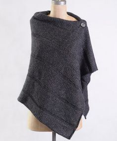 Online yarn store for knitters and crocheters. Designer yarn brands, knitting patterns, notions, knitting needles, and kits. Knitted Poncho, Knitted Shawls, Crochet Scarves, Crochet Shawl, Knit Crochet, Loom Knitting, Knitting Needles, Free Knitting, Shawl Patterns