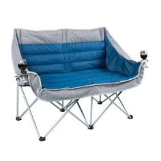 #OztrailGalaxySofa High Tensile 16mm Powder Coated Steel Tube Frame, 600D  Polyester #fabric With PVC Coating, Double Layer Fabric Fully Padded Foam  Support, ...