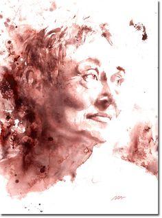 Alexandra Becker-Black watercolor
