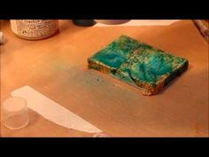 ▶ Creative Play - Mixed Media Mini Canvas - YouTube