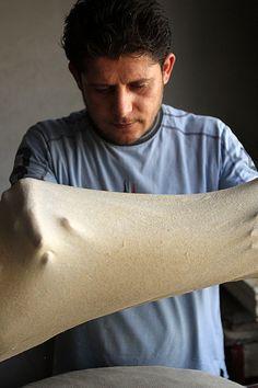 thin lebanese bread by David Lebovitz, via Flickr