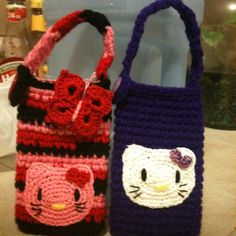 Cell phone bag hello kitty
