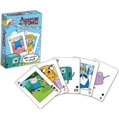 Adventure Time Playing Cards!
