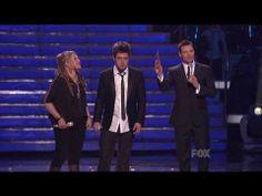 ▶ American Idol Season 9 - Lee DeWyze's winning moment & song - YouTube