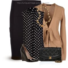 Cute work Outfit idea #Outfit #CuteOutfit #WomensFasion