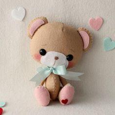 Sweetheart Bear Kit