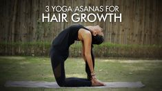 You must have tried a lot of things to enhance your hair growth. But, have you tried yoga? Watch the full video to learn some easy yoga asanas to promote hai. Yoga For Concentration, What Is Yoga, Easy Yoga Poses, Fitness Workout For Women, Healthy Hair Growth, Do Exercise, Yoga Tips, Yoga Benefits, Yoga Everyday
