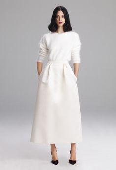 fall / winter style inspiration: musings in femininity