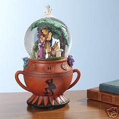 Hercules Ancient Urn Rare Disney Snowglobe | eBay