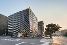 Primeira Loja da Givenchy em Seoul / Piuarch