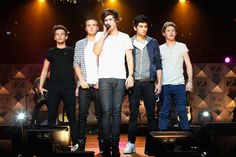 One Direction's 11 Best On-Stage Style Moments of All Time: Z100's Jingle Ball, December 2012