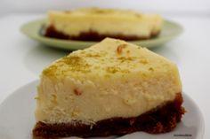 Exotický Cheesecake s limetkou inšpirovaný filmom Casablanca.