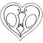 Heart With Birds