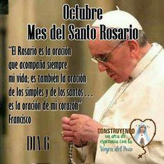 El rosario es....