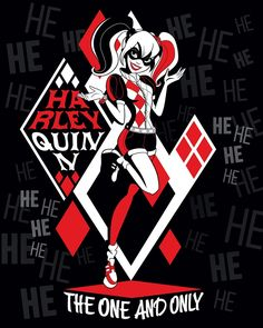 The One and Only Harley Quinn $24.99 Wonder Woman, Super Girl, Bat Girl, Harley Quinn, Poison Ivy, Katana, and Bumblebee, are the DC Super Hero Girls. Together they navigate high school, classes, friendship, and growing up #DCComics #Villains #HarleyQuinn #Crazy #Joker