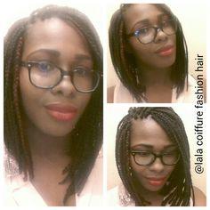 Box braids hair by me
